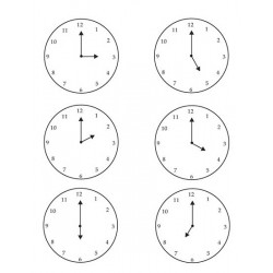 Clock Material